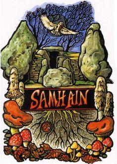 ancestors at Samhain